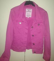 Traper roza jakna Tom Tailor