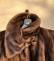Krzneni kaput, bunda od nerca