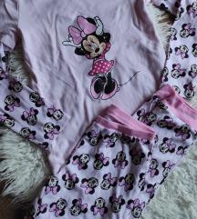 Nova Minnie mouse pidžama 8-9g.