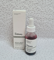 The Ordinary 30% AHA & 2% BHA peeling solution
