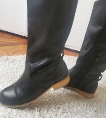 Crne čizme s uklj.post.