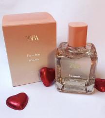 NOVI Zara femme winter parfem ❤️