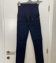 H&M traperice za trudnice, vel 34