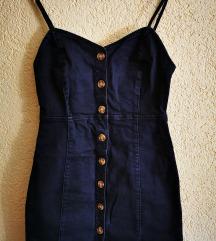 Primark retro jeans haljina