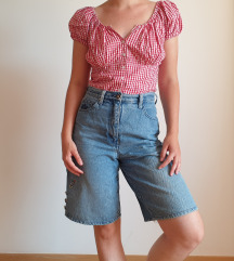 80s vintage traper hlačice