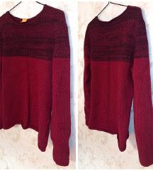 Boss - pletena majica / pulover