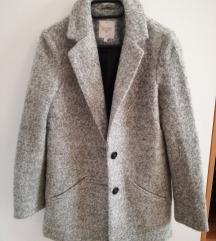 Sivi kaput/sako C&A