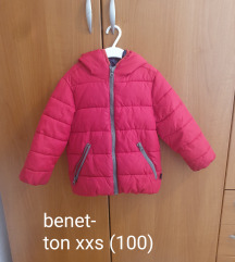 Benetton jakna xxs