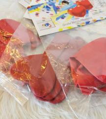 Baloni u obliku srca
