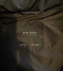Zara duga jakna s kapuljačom
