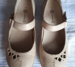 Anatomske cipele balerinke krem bež 37 vel