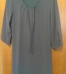 NOVO petrolej zelena haljina / tunika