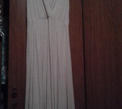 Ljetna točkasta haljina