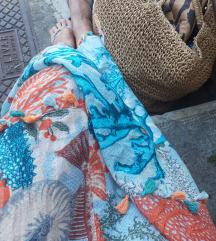Aratta, asimetricna haljina