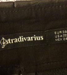 SNIZENO! Stradivarius kožna suknjica