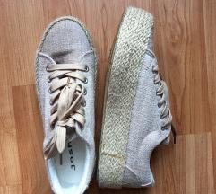 Krem cipele/ tenisice