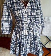 Haljina sa pojasom