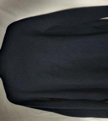 Zara tamnoplava basic vesta