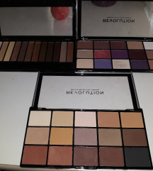 Makeup revolution palete sve tri 80kn
