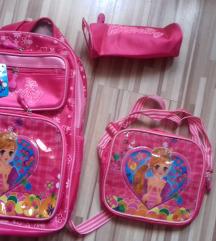 Nova školska torba za curice