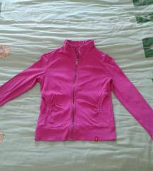 Pamučna pink jaknica M
