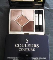 DIOR 5 Couleurs Couture SOFT CASHMERE paleta