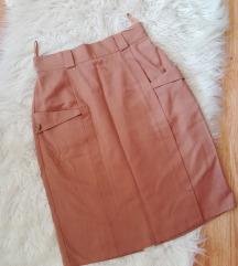 Ženska midi suknja