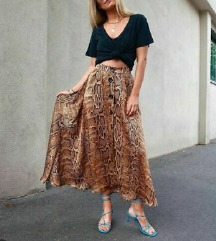 Zara suknja xs-s