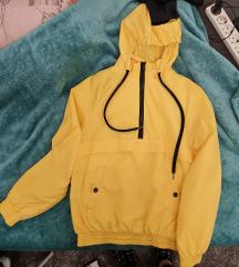 Žuta vintage majica/šuškavac