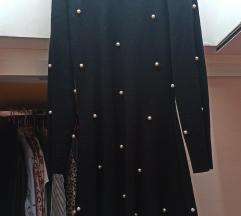 Zara haljina sa biserima