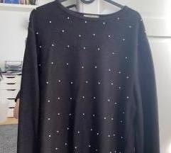 Zara pulover s biserima