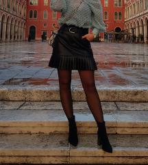 Crna suknja, nova, s etiketom!