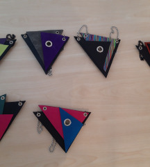 SIMONE DESIGN ogrlice trokulice