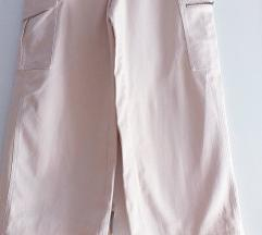 SNIZENO Zara cargo hlače