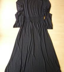 Nova tezenis crna haljina, M