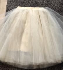 Tutu suknja, midi, s/m velicina