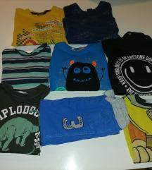 Lot majica za djecake