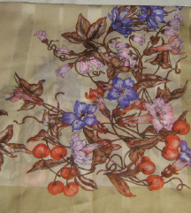 marama vintage cvjetna