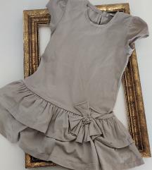 Talijanska dizajnerska pamučna haljina
