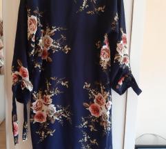 Cvijetna haljina lagana