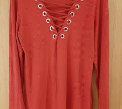 Crvena majica l xl 30 kn