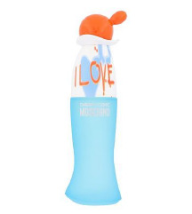 Novi Moschino I love love 50 ml