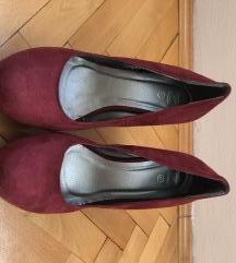 Bordo cipele na punu petu, 41