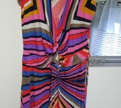 Danas 100 kn! Šarena multi color haljina%