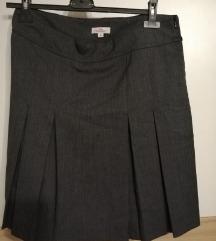 nova siva suknja