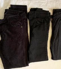 Crne hlače po 30kn!