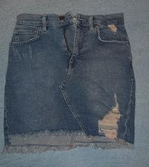 NOVA Pull&Bear traper suknja
