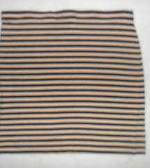 Ljetna mini suknja H&M vel. 152-158 (odrasli XS)