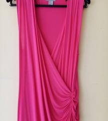 Haljina u magenta boji, HM