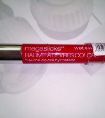 wet n wild megaslicks balm stain (red-ioactive)